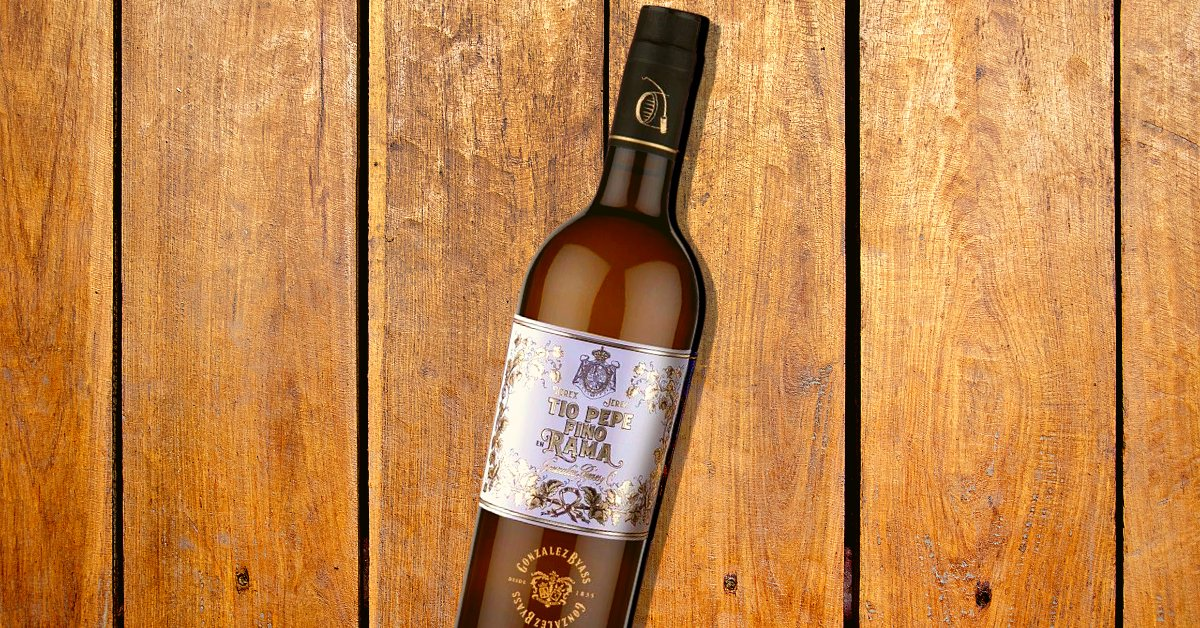 The new En Rama is here! Don't miss your chance to try @TioPepeFino's trailblazing, minimally treated fino - a Sherry our buyer Toby played a part in bringing to life!  Now available in halves too - find it here: https://t.co/Ecqyql5SSn #EnRama https://t.co/WvRaSdtqc3