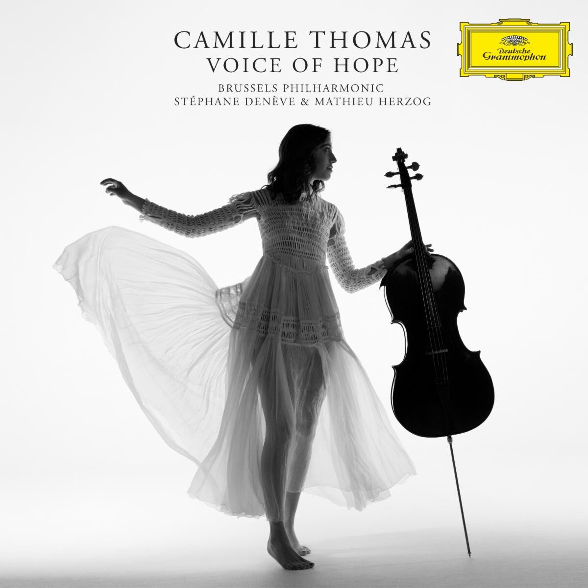 Camille Thomas's latest album, Voice of Hope, tops Lisa Flynn's New Releases list for @WFMTclassical. You can hear the Ravel track on Lisa Flynn's @Spotify playlist. • • #camillethomas @CamilleThomasOF #newrecord #newreleasepic.twitter.com/1fjVeRIo08