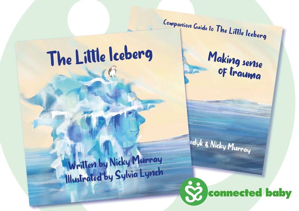 "connected baby on Twitter: ""1/ #TheLittleIceberg supports children's  wellbeing & emotional health. The book tells a metaphoric story of a girl  struggling in a big world, feeling alone who has difficulties w"