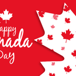 Image for the Tweet beginning: Happy Canada Day to our