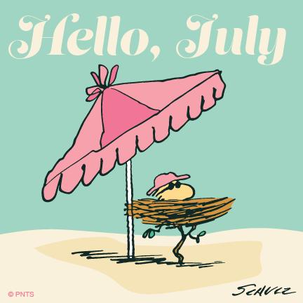 Hi, July!