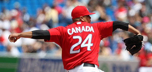 Happy Canada Day to all my Canadian friends. July 1st at the Rogers Centre was always electric. 🇨🇦 https://t.co/lWLc9WFddK