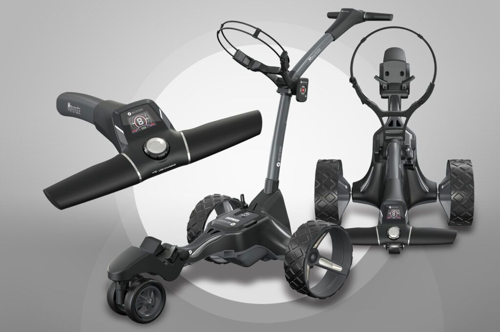 Motocaddy is introducing a new M7 Remote trolley that gives golfers a superb hands-free option for transporting clubs on the golf course  https://t.co/5amvnsIHjZ #electrictrolley #motocaddy https://t.co/RQlJLgTT2V