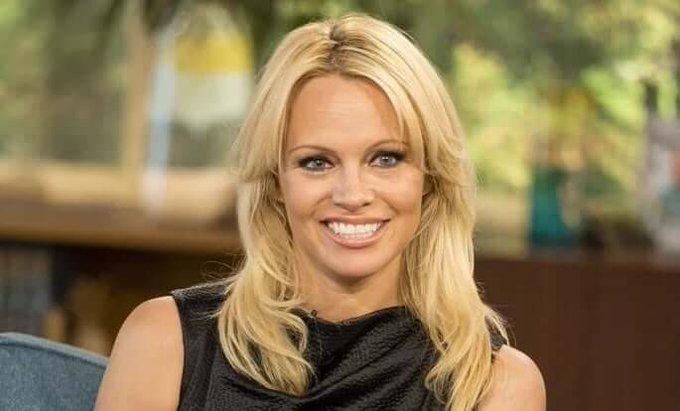 Happy Birthday dear Pamela Anderson!
