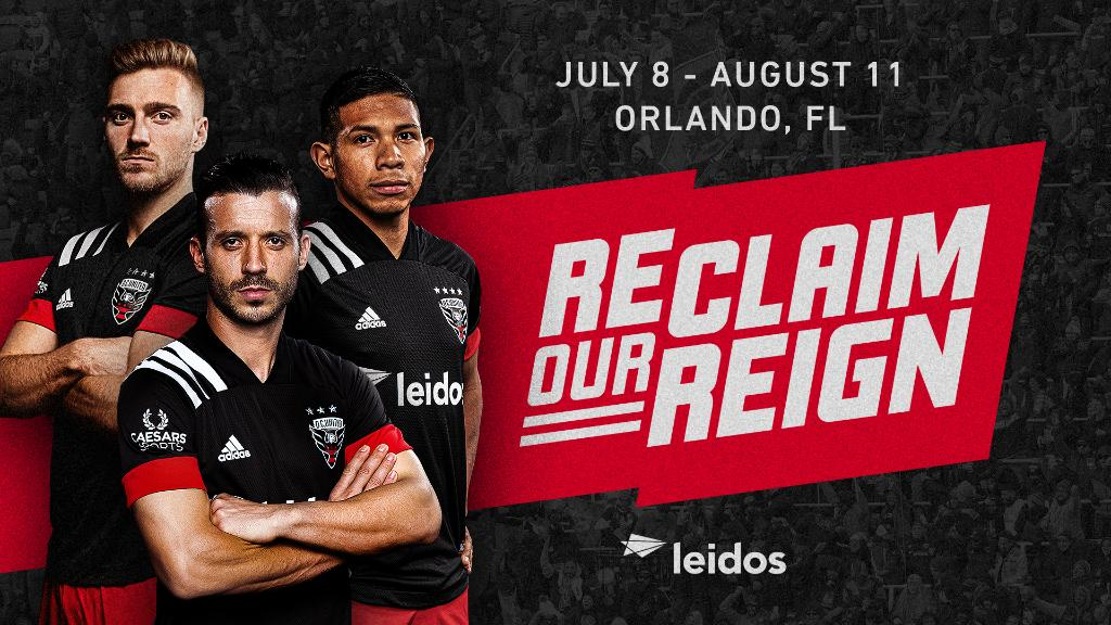 Were excited to cheer on @dcunited as they seek to reclaim their reign in the #MLSisBack tournament, with their first match on July 10th ⚽ Learn more about the unprecedented tournament and how it will affect the rest of the MLS season 👉 ms.spr.ly/6012Tll0q