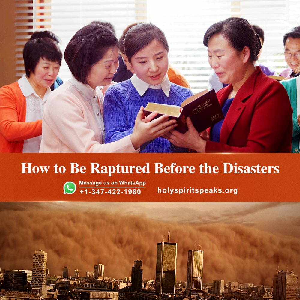 And how can we welcome His arrival? This text will tell you how.  Rapture Before the Tribulation and Attending the Lamb's Marriage https://www. holyspiritspeaks.org/special-topic/ rapture-before-the-disaster/index.html?source=ustt   …   #Christian #HolySpirit #voiceofGod <br>http://pic.twitter.com/urZJVd7mE6