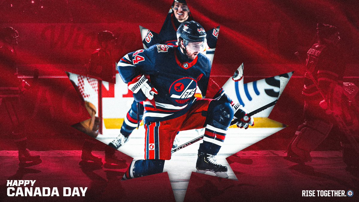 Happy Canada Day, Jets fans! 🇨🇦