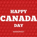 Image for the Tweet beginning: Happy Canada Day! #canadaday #holiday