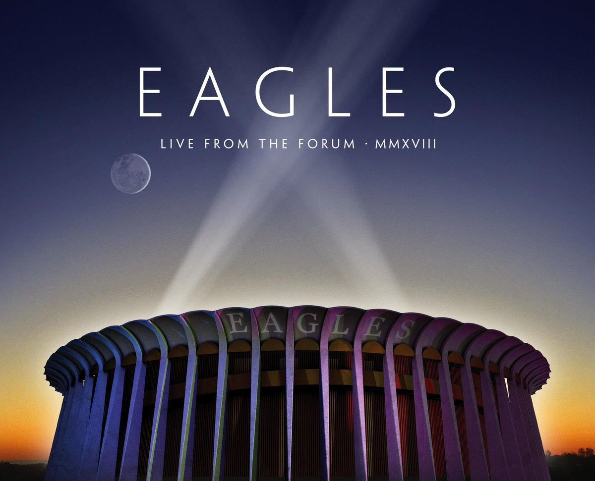 July 5 on ESPN, the premiere of Eagles 'Live from The Forum MMXVIII'  Introduced by Chris Berman, the concert film - recorded Sept. '18 @theforum - captures a 26-song performance ft. the first recordings w/Vince Gill & Deacon Frey  Sunday | 8p ET / 5p PT | https://t.co/stFlURO0CN https://t.co/S2W2p3LL0n