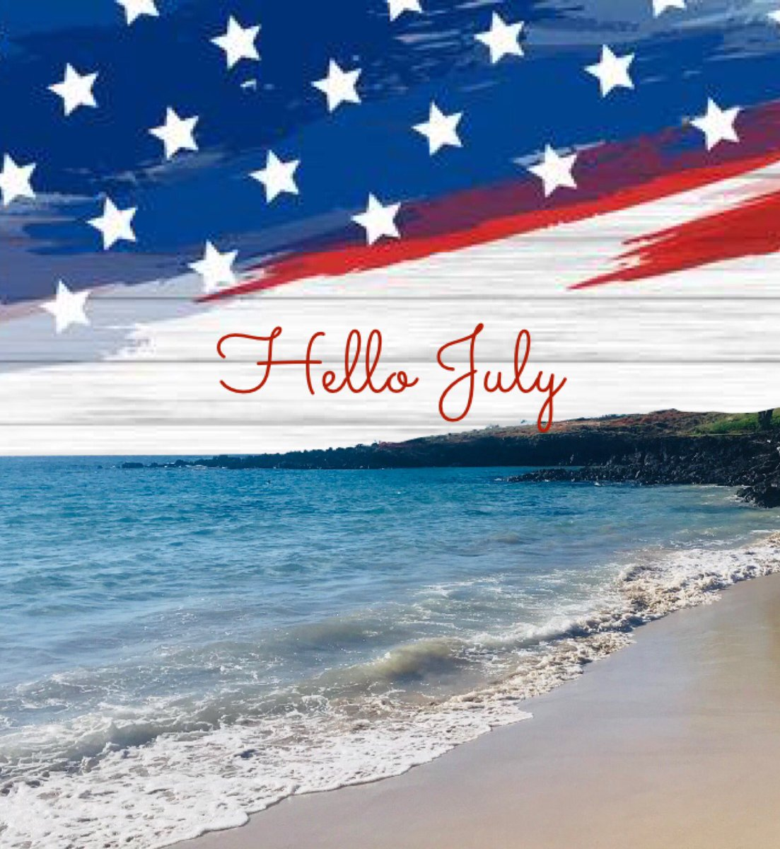 Hello July! Let's make this new month sparkle! Aloha    #julyfirst #HappyJuly1st #wednesdaymorning<br>http://pic.twitter.com/jv4WSNntGa