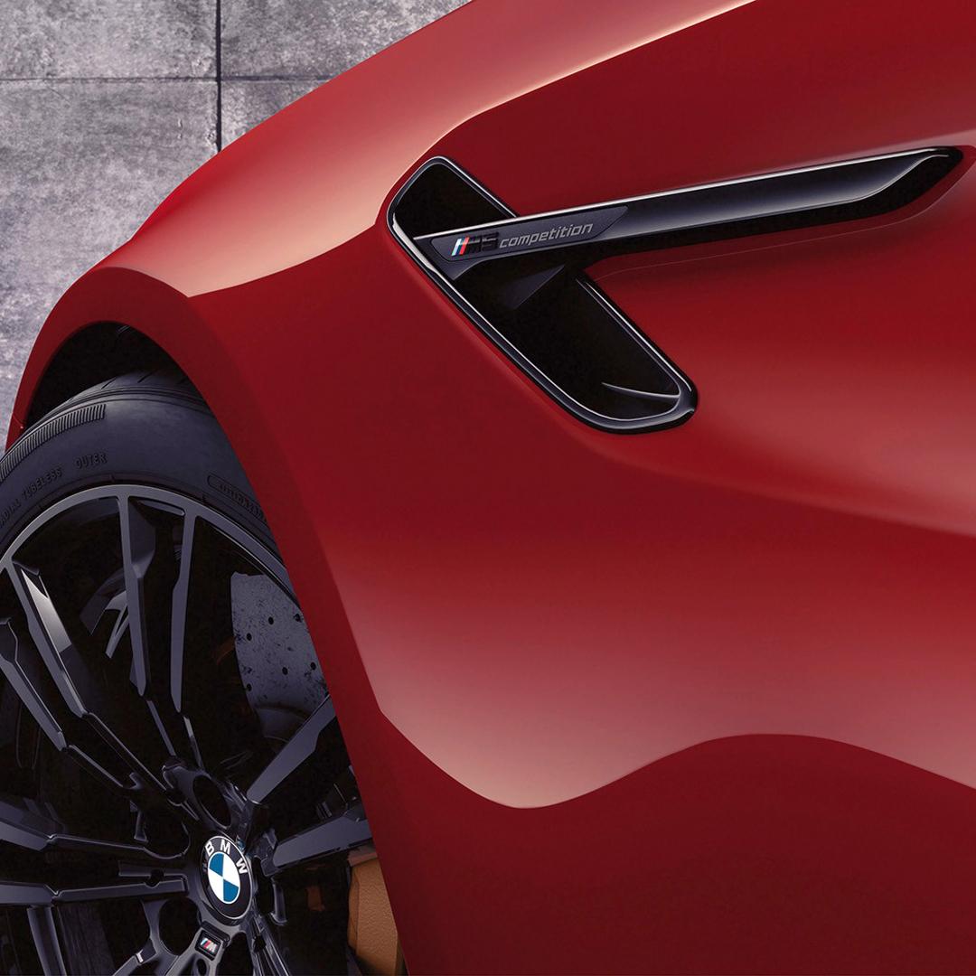 Moc zaklęta w płaszczyznach, detalach i lakierze. Nowe #BMW #M5 Competition w kolorze Imola Red. #TheM5 https://t.co/VFBvfEIOHo