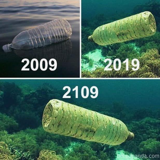 Nunca tires botellas en las playas, en mares, rios, lagos... Nunca https://t.co/jDBCjtIPK7