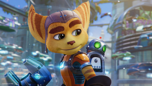 Ratchet & Clank return in an all-new adventure. Ratchet & Clank: Rift Apart. Watch the trailer here: https://t.co/YW4CSc0P5d #PS5 https://t.co/kAovuDUbti