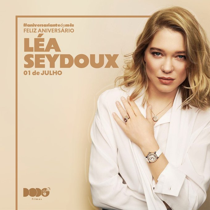 Happy Birthday Lea Seydoux