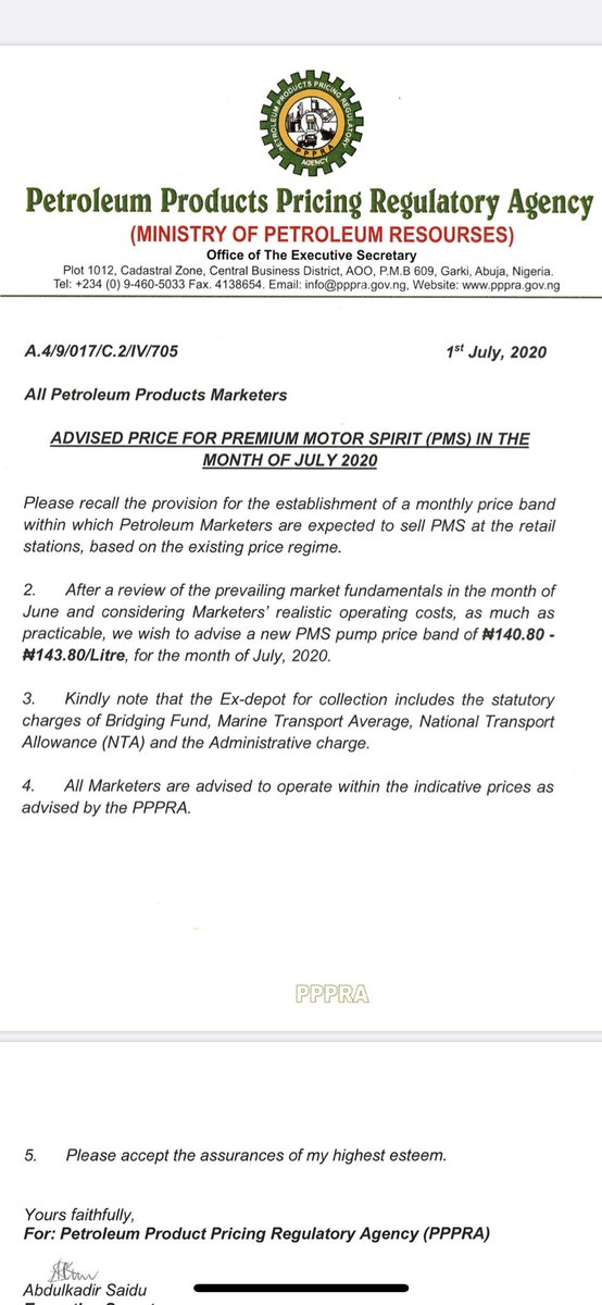 Petroleum subsidies are now unquestionably gone in Nigeria. 💃🏿