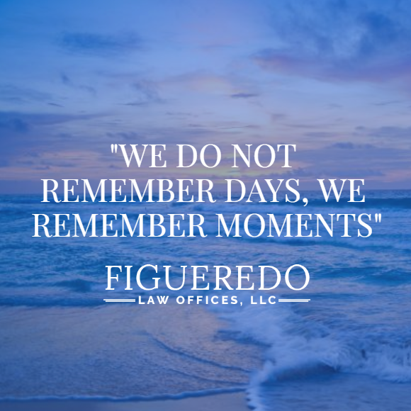 """""""We do not remember days, we remember moments"""" ~ Cesare Pavese  📱 (770) 594-1805  💻 https://t.co/onseFtduCg   #figueredolaw #happyfriday #personalinjury #yourinjurymatters https://t.co/uHGkanNI1E"""
