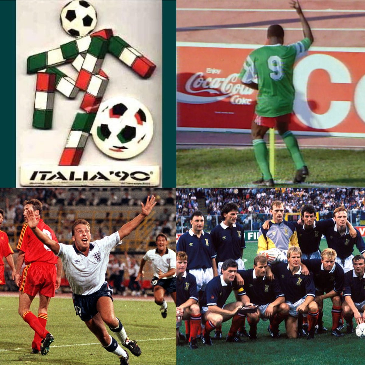Very excited to announce that my very first documentary for @BBCRadio2 will air this Saturday at 8pm.  4th July is exactly 30yrs since England's semi-final defeat to W.Germany at the 1990 World Cup  In 'Passion, Penalties & Pavarotti' we relive the music + memories of Italia 90⚽️ https://t.co/TMBZsIBtYU