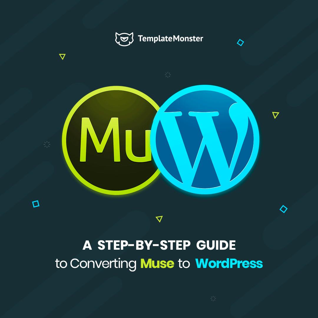 ⚡️Converting Muse to WordPress Step-by-step - https://t.co/gpsRIhAcCc  #WordPress #wordpresswebsite #Muse #Webdesign #webdevelopment https://t.co/Xzg3rozDXh
