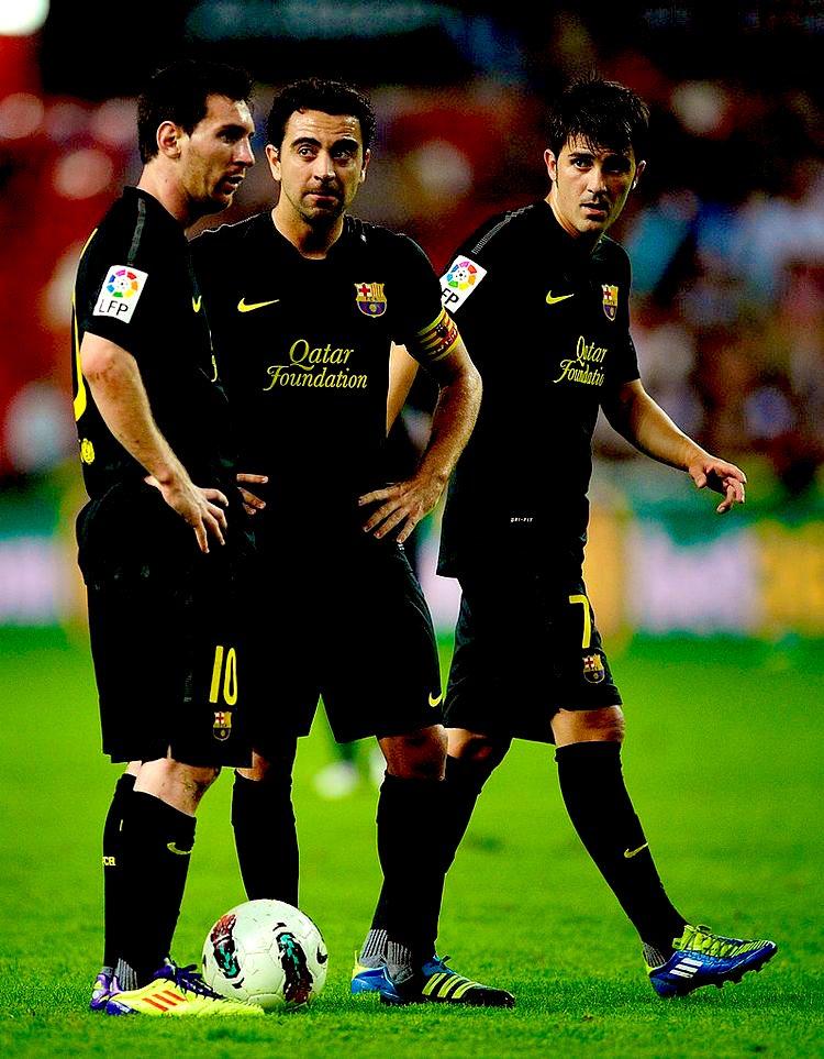 Let's run this back 💪🏼  @FCBarcelona 💙❤️ https://t.co/MSUmaiwEtA
