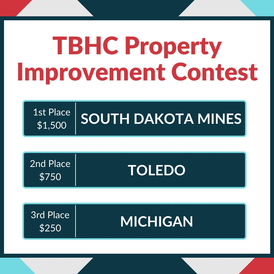 Hopefully you were able to watch our Virtual 2020 Awards Ceremony on Saturday, but if not, we would like to recognize all our winners from this weekend starting with our Triangle Building & Housing Corporation - Property Improvement Contest! Congratulations! https://t.co/hZvgzhjd9X