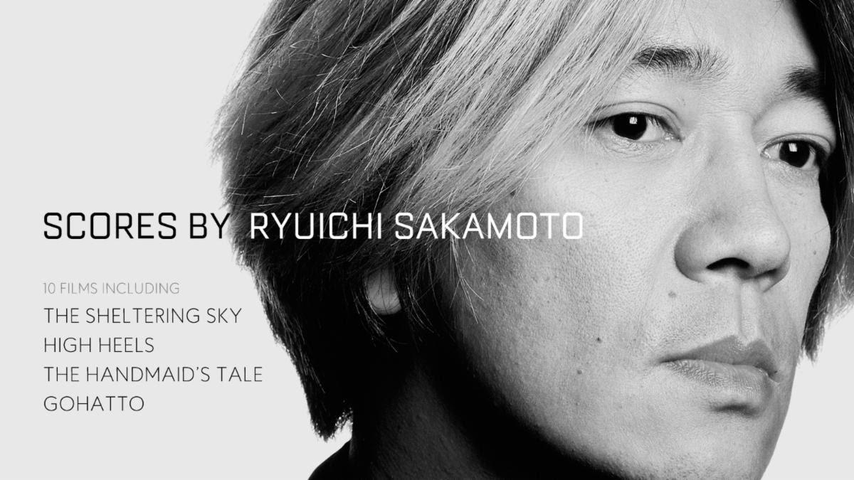 Thursday, July 9th Scores by Ryuichi Sakamoto  Featuring Ryuichi Sakamoto: Coda, a 2017 documentary by Stephen Nomura Schible    #skmtnews #ryuichisakamoto #filmscores #criterioncollection @Criterion @criterionchannl