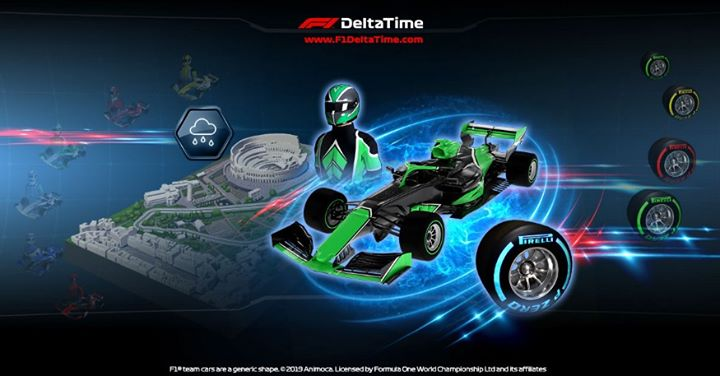 How are your @F1Deltatime cars standing up to the competition in the time trials? Its midweek and a good time to tune up or down the parts in your compositions. #animoca #F1 #blockchain #crypto #dapps #gaming #gamers #gamedev #racing $REVV