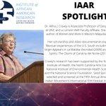 Image for the Tweet beginning: We are celebrating IAAR's 25th