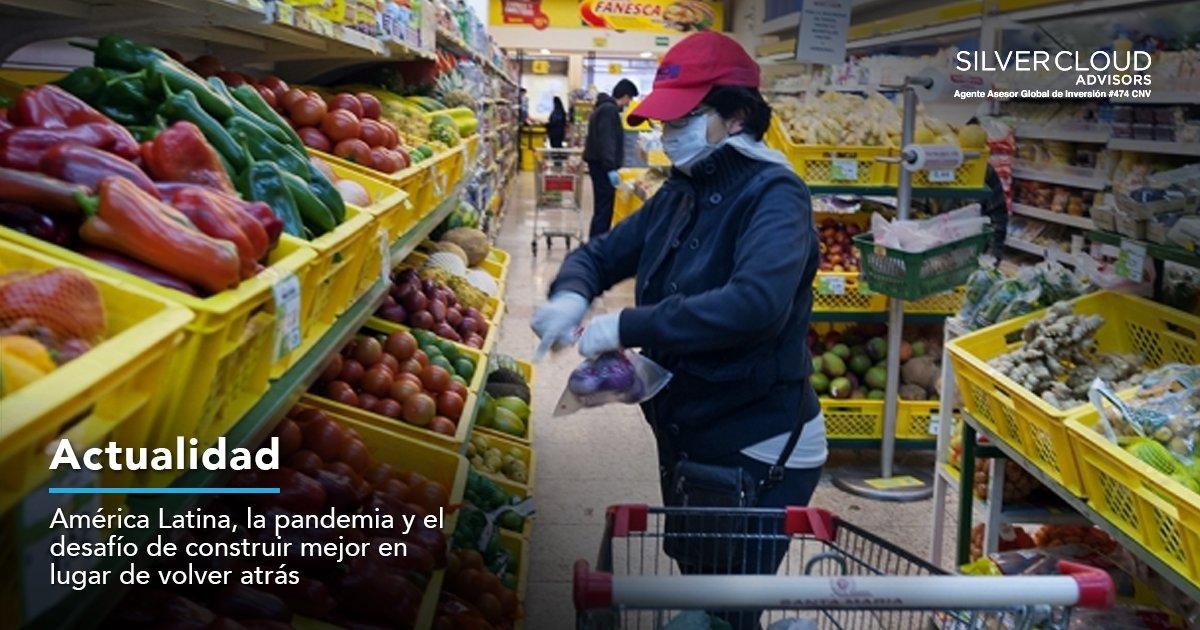 El Banco Mundial proyecta una contracción del PBI de America Latina del 7.2% para el 2020. Se necesitan programas fiscales sustentables, potenciar la competitividad y productividad y estimular la creación de puestos de trabajo. Nota completa→ https://bit.ly/3ghvwoCpic.twitter.com/d5bcaTMsyy