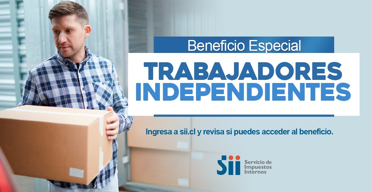 [BENEFICIO ESPECIAL PARA TRABAJADORES INDEPENDIENTES]: 🧑‍🔧👩‍🍳🧑‍🍳  Conoce más detalles en 👉 https://t.co/19IT79B0r4 https://t.co/fsJRl7bb5N
