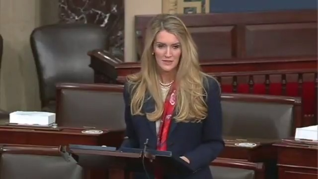 """Image for the Tweet beginning: Sen. Kelly Loeffler: """"Our country"""