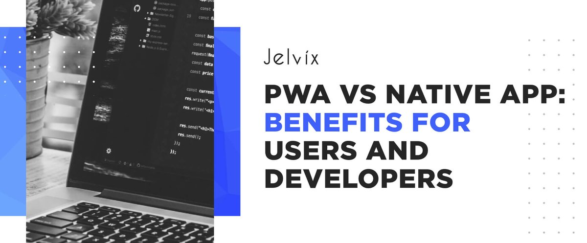 What differs #nativeapp vs #PWA? What are the strengths and weaknesses of each option? How to choose between them? Read on to find out  https:// jelvix.com/blog/pwa-vs-na tive-app-benefits-for-users-and-developers  … <br>http://pic.twitter.com/wnbW3QvZA6