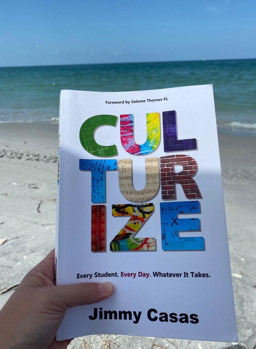 Culturize! Loved this book. So many amazing quotes! @casas_jimmy #highlyrecommendforleaders