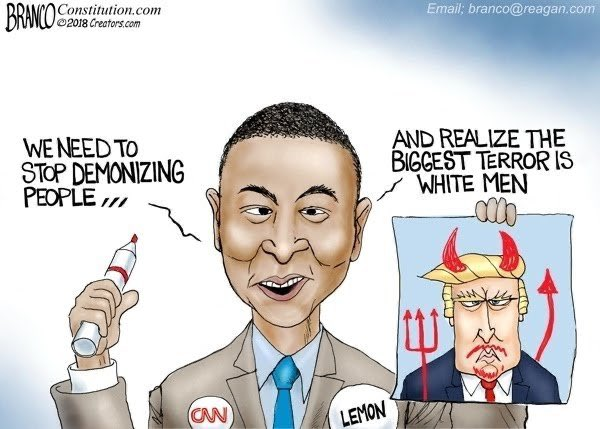 @mcpherson_k I suppose you think Don Lemon should get a pass too? It's amazing how conservatives accept responsibility but liberals cry lies, conspiracy and refuse to take responsibility of their actions!