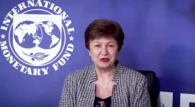 Rebirthing the Global Economy Women Economists Roundtable: @KGeorgieva @IMFNews A crisis like no other requires a response like no other. How can we return to strong growth and create jobs for the millions of people who need them. bit.ly/31uHgjE #Fin4Dev #RiseForAll