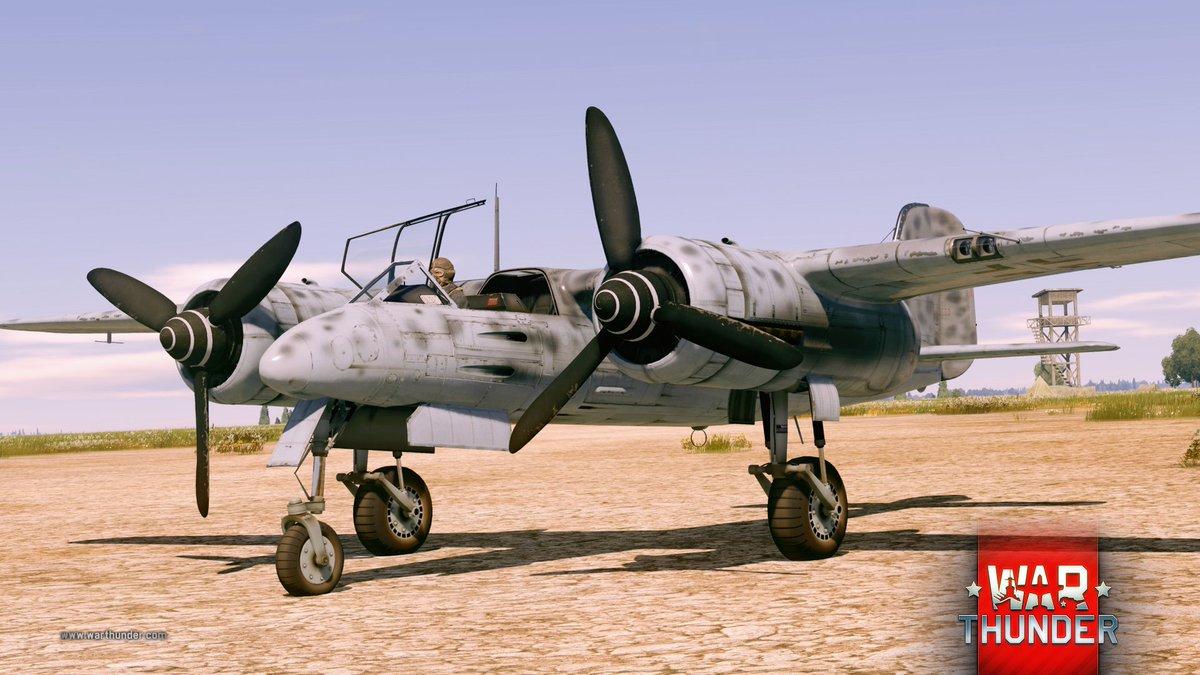 """Heute, vor 77 Jahren, absolvierte die Focke-Wulf Ta-154 ihren Jungfernflug.  Die Ta-154 war eine direkte Reaktion auf die #deHavilland-Mosquito, die ebenfalls hauptsächlich aus Sperrholz gebaut wurde. Wegen Produktionsproblemen wurden jedoch nur wenige deutsche """"Moskitos"""" gebaut. https://t.co/8EIrl6LSKs"""
