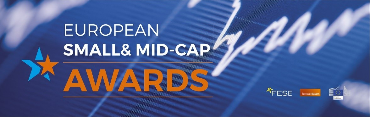 Congratulations to BBS-Bioactive Bone Substitutes Oyj listed on @Nasdaq @Frequentis listed on Frankfurt SE @DeutscheBoerse @HolaLuzcom listed on @GrupoBME and Norbit (ASA) listed on @euronext for their nomination as 'Star of Innovation' in the European Small and Mid-Cap Awards https://t.co/5zSfJfje3T