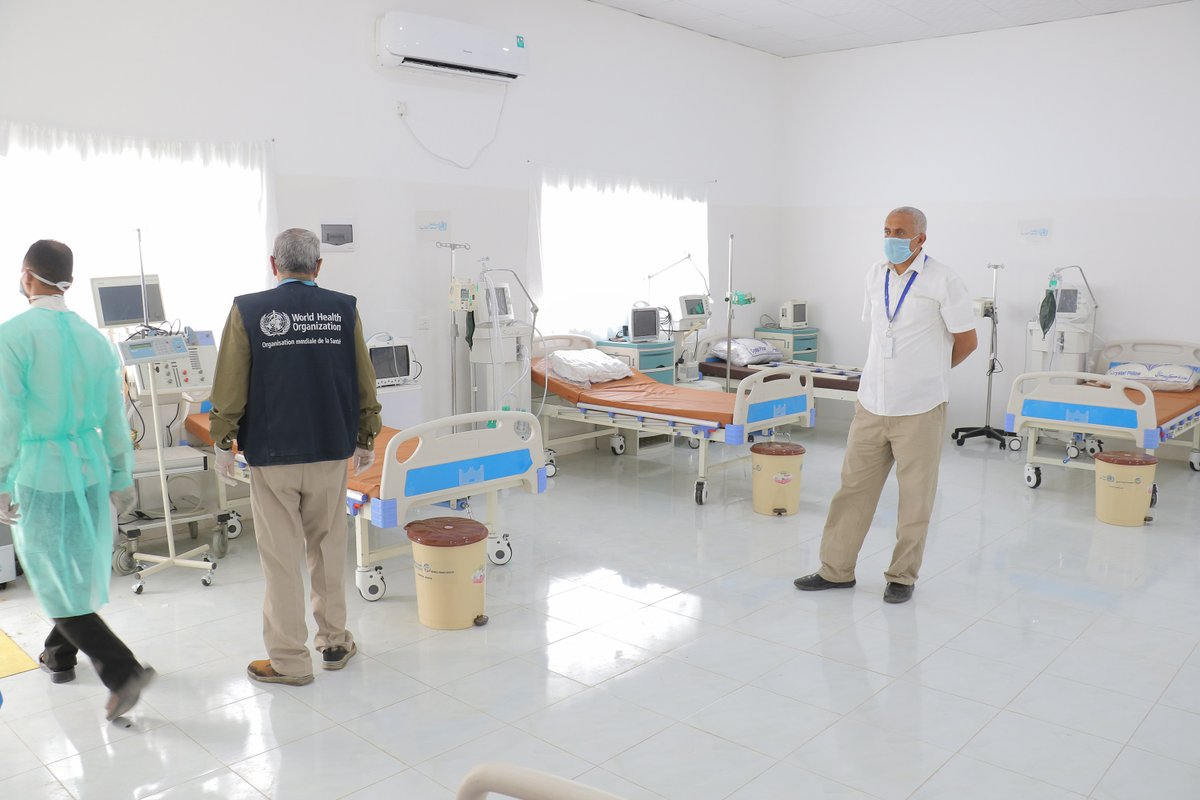"""""""تلتزم المنظمة التزاماً تاماً بتحقيق رؤيتها التي تتمثَّل في حماية صحة الجميع في كل مكان. ونحتاج إلى رؤية المزيد من الالتزامات والإجراءات الملموسة من جانب الحكومات والعامة، لكي نكون يداً واحدة في تحقيق هذا الهدف"""". - الدكتور أحمد المنظري https://t.co/BSmKt7R5pW"""