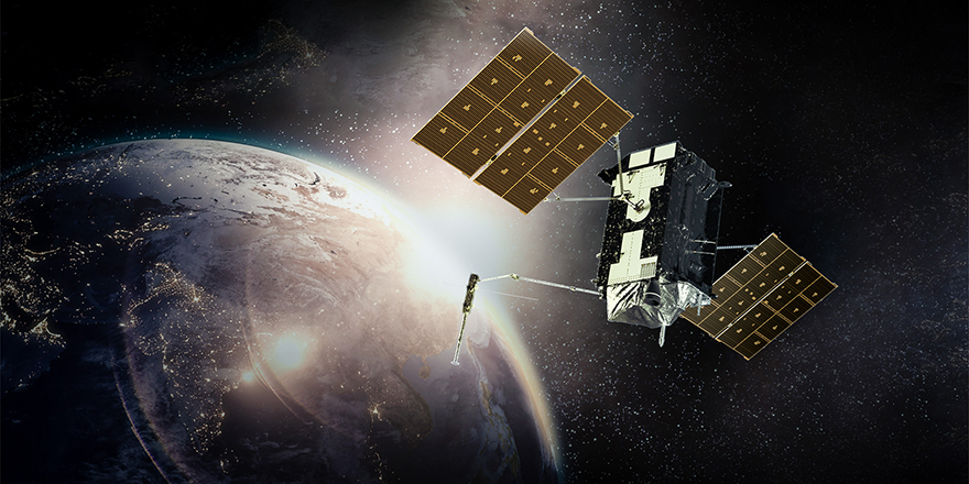 Yesterday's #GPSIII #satellite launch is part of the next-generation #GPS constellation that our GPS OCX team will support. Advanced capabilities and increased accuracy will be available to millions of users who depend on this national asset each day. https://t.co/nzbQBacBDd https://t.co/Ht82XVUHiF