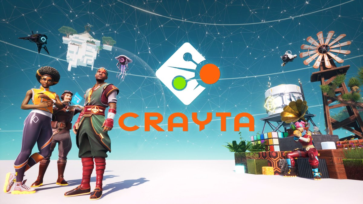 Crayta lets you make, play and share your own weird and wonderful games  https://t.co/kIZflKUjqh https://t.co/BLd5X82BtM
