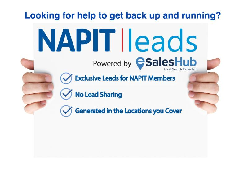 ICYMI:If you are a NAPIT member, why not get in touch and find out more about our lead generation partnership. #HappyFriday https://t.co/zOupl8gtvf