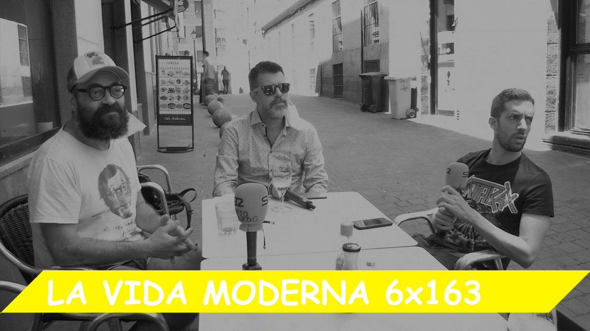 La Vida Moderna | 6x163 | Final de la sexta temporada del conocido programa de radio de 'La vida moderna'  → https://t.co/c6A5KZzXdj https://t.co/84P4t32vNt