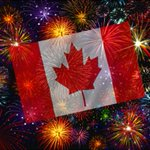 Image for the Tweet beginning: Happy Canada Day from all