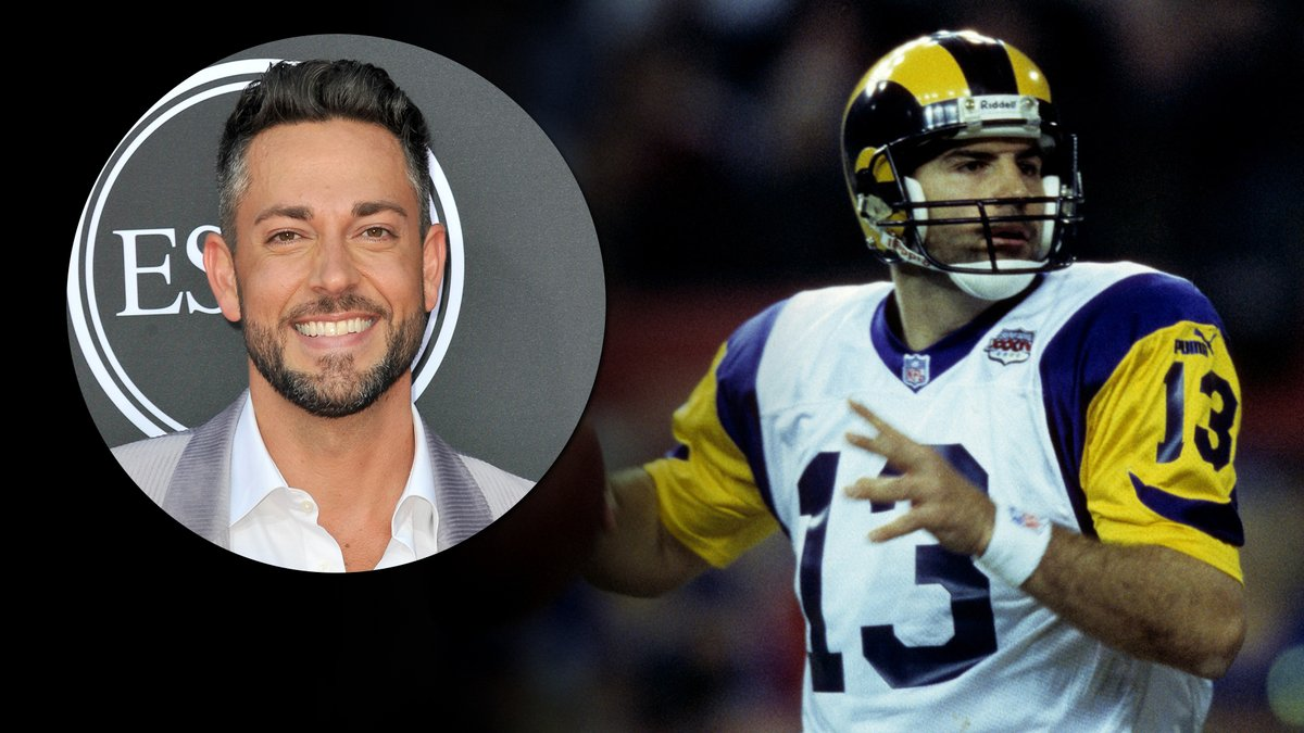 'Shazam!' star Zachary Levi is going to play Super Bowl Champ and Hall of Famer Kurt Warner in a movie about his life titled 'American Underdog: The Kurt Warner Story'.  (via @Variety) https://t.co/tGHqVqt9AT