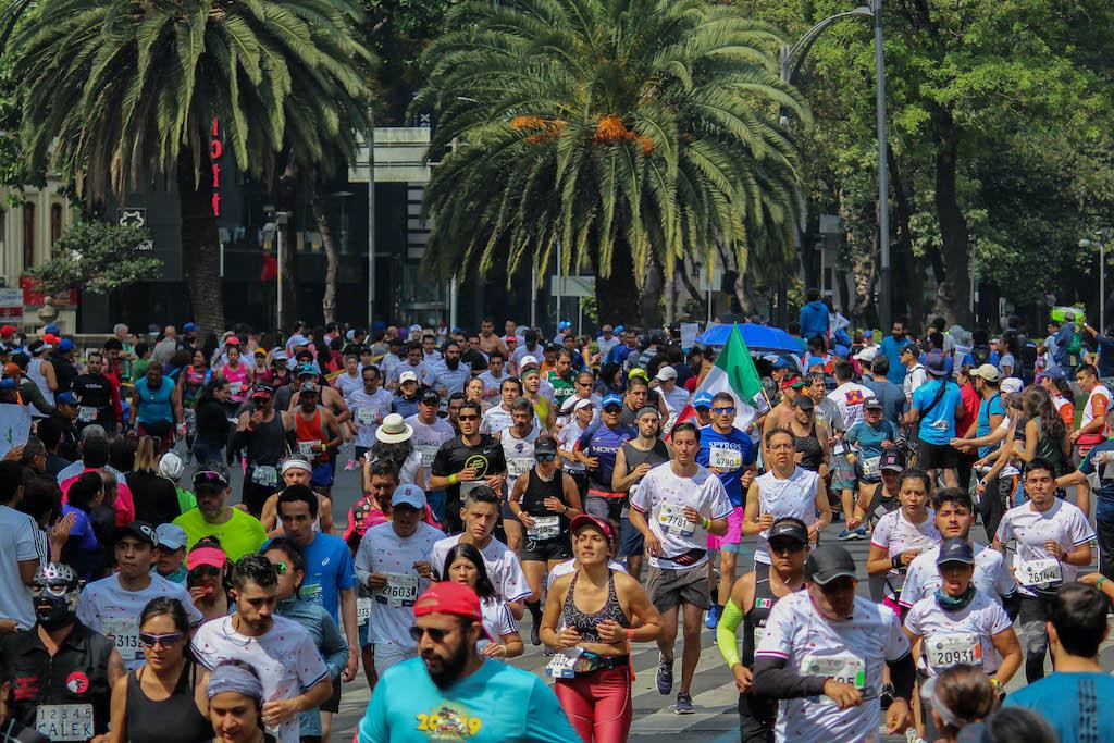🚨CANCELADOS!!!  El Instituto del Deporte de la CDMX informó que quedan cancelados el Maratón (30 agosto) y Medio Maratón de la CDMX (25 octubre)  📷 Vía: @DeporteCDMX https://t.co/5MUVPav6rz