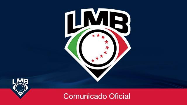 COMUNICADO OFICIAL  Los 16 equipos del circuito, en conjunto con la Liga Mexicana de Beisbol, toman la difícil decisión de no llevar a cabo la temporada 2020.  Aprovecharemos el receso para fortalecernos de cara al 2021.  https://t.co/7maTAp1c0w https://t.co/WeQcx3YXfp
