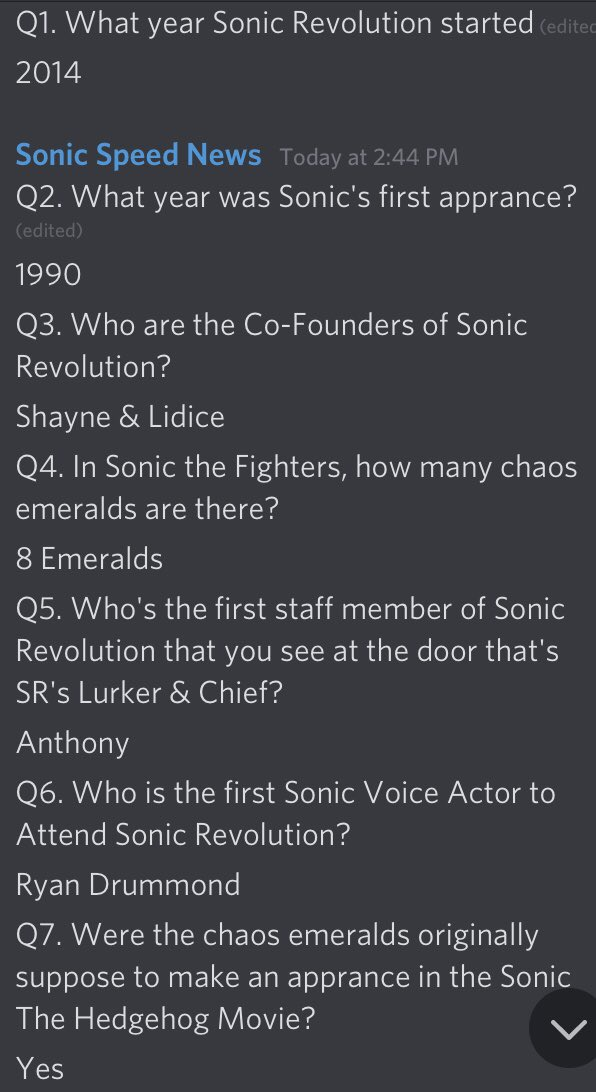 Sonic Revolution Sonicrevolt Twitter