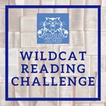 Image for the Tweet beginning: The first Wildcat Reading Challenge