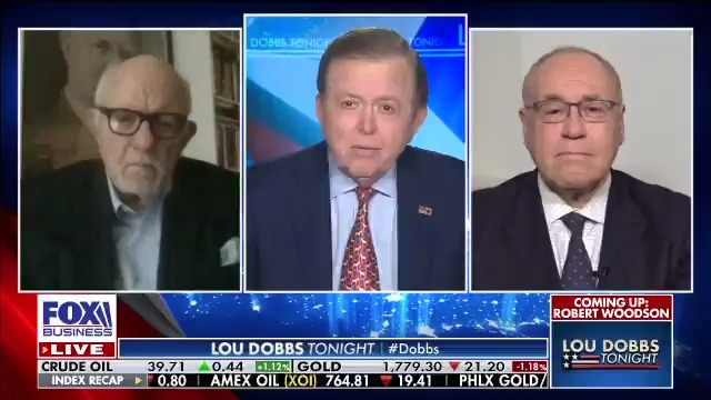 Pandemic Politics: @EdRollins & @DrMarcSiegel discuss the left-wing media's politicization of the China Virus to spread fear and impact @realDonaldTrump's support. #AmericaFirst #MAGA #Dobbs