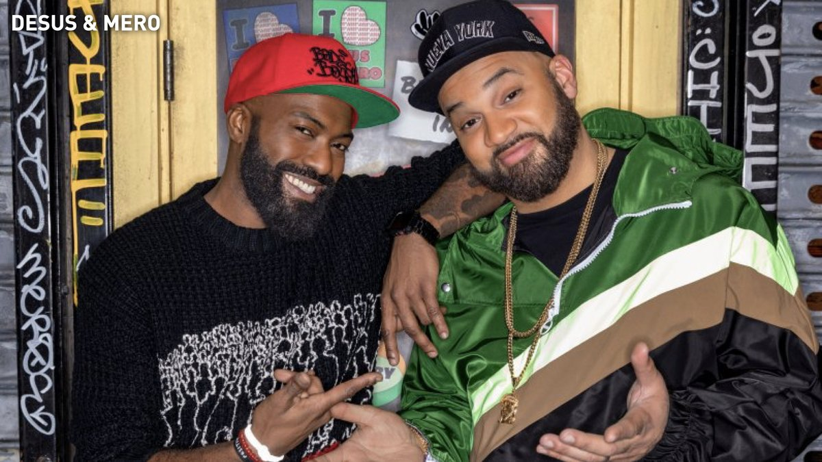 Can't wait to be reunited with the Bodega Boys tonight!