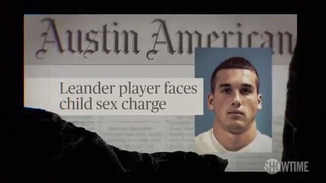 A controversial conviction of a high school football star in Texas will leave you searching for answers.   Outcry, the five-part docuseries starts now on SHOWTIME.